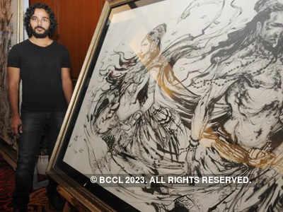 Art show 'Moving Beyond'