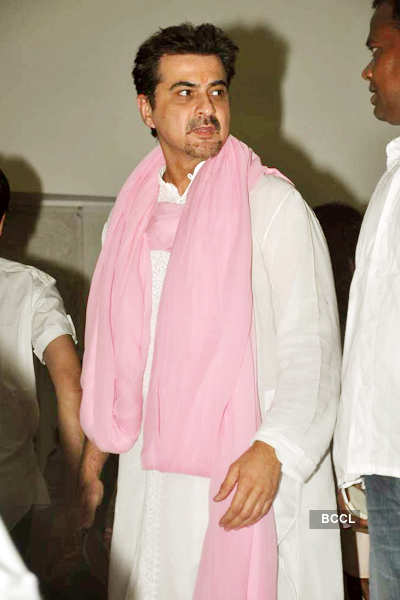 Surinder Kapoor's prayer meet