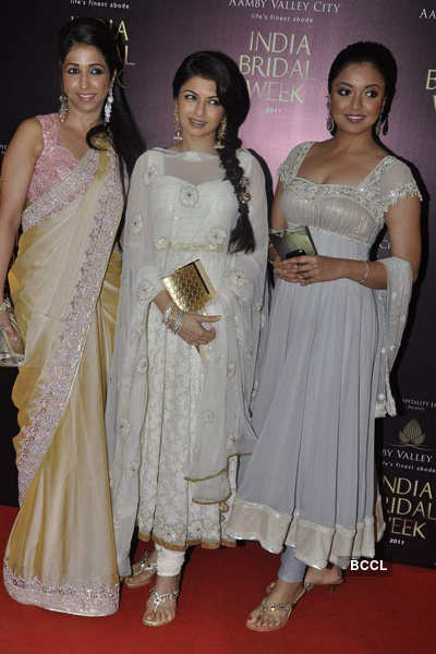 Celebs @ Aamby Valley India Bridal Week - Part 2