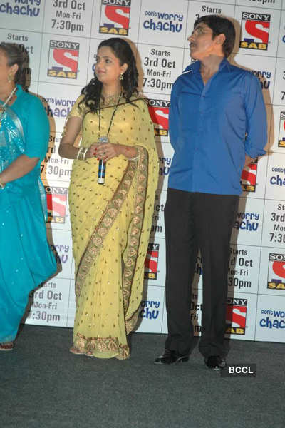 Launch: 'Don't Worry Chachu'