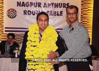 AGM of 'Nagpur Arthur Round Table 180'