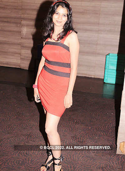 INIFD's freshers party @ Hotel Centre Point