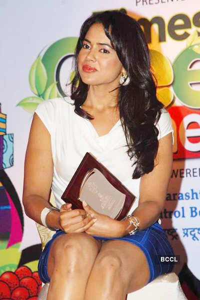 Sameera @ 'Times Green Ganesha '11'
