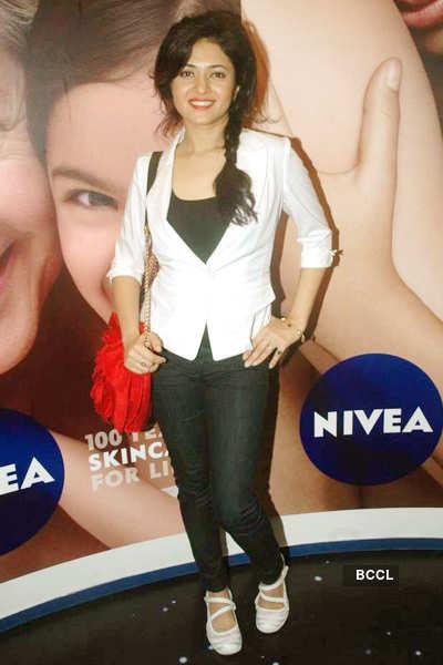 Sonal @ 'Nivea' event