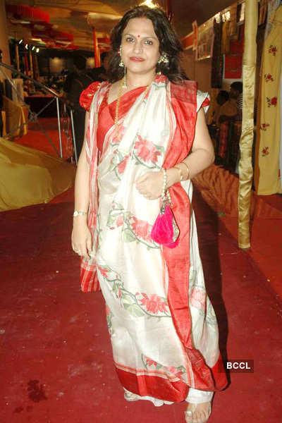 Celebs @ Sahara's 'Durga Puja'