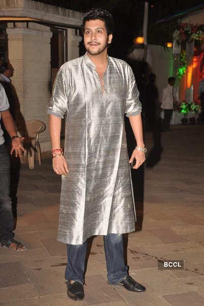 Sanjay Dutt's 'Mata Ki Chowki'