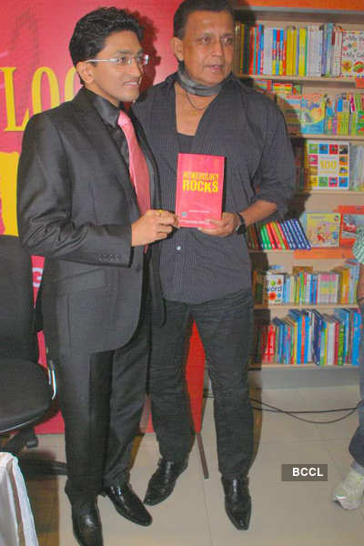 Mithun @ book launch
