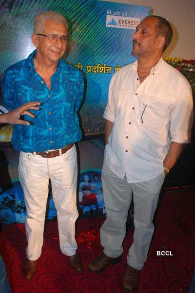 Music launch of Marathi film