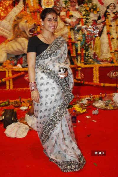 Stars celebrate 'Durga Puja'