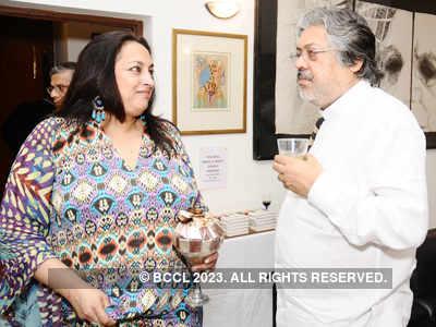 Bhaichand Patel's dinner party