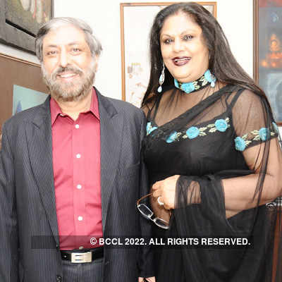 Bhaichand Patel's dinner party
