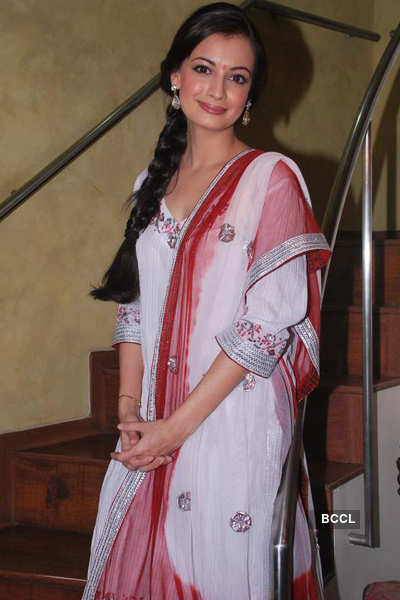 Dia at Diwali collection launch