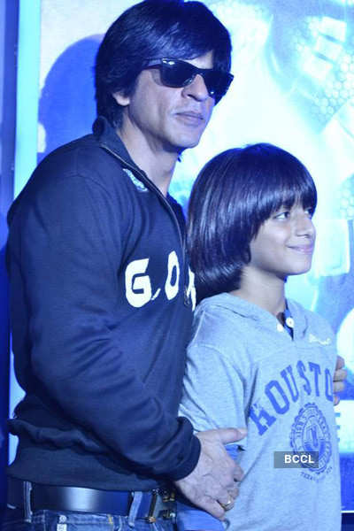 SRK, Arjun @  'Ra-One' game launch