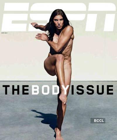 Stars nude sport United States