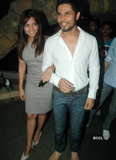 Party for 'Saheb Biwi Aur Gangster'