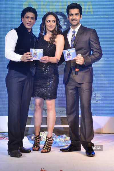 Music launch: 'Tell Me O Khuda' movie