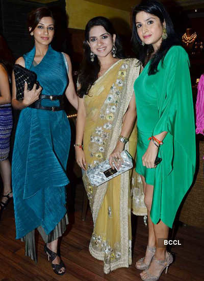 Maheep unveils festive jewellery line