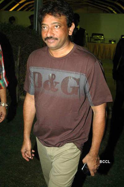 Manish Goswami's bash