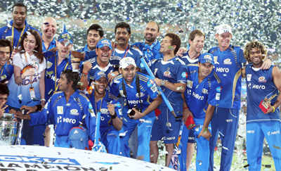 Mumbai Indians win Twenty20