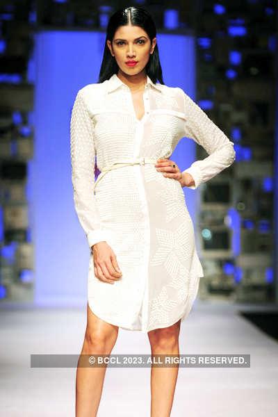 WIFW'11: Day 2: Namrata Joshipura