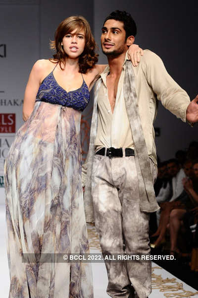 Celebs at WIFW