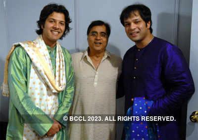 Jagjit Singh: Life In Pics