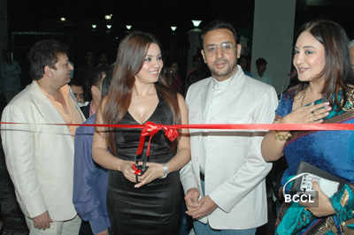 Celebs @ Acting school launch