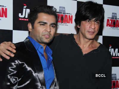 Mumbai premiere : 'Azaan'