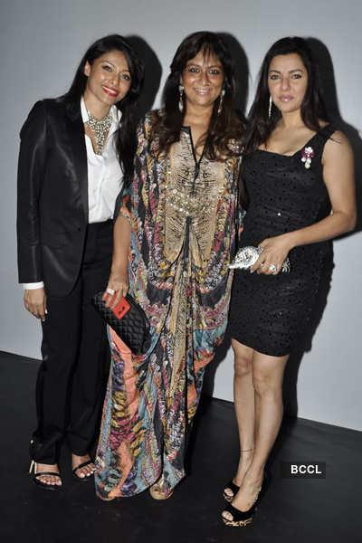 Dior's anniversary bash