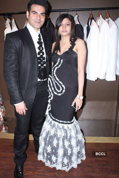 Launch of Khushi's designer store