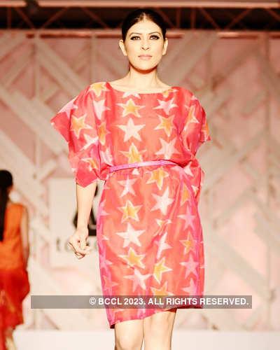 Tamana Fashion show