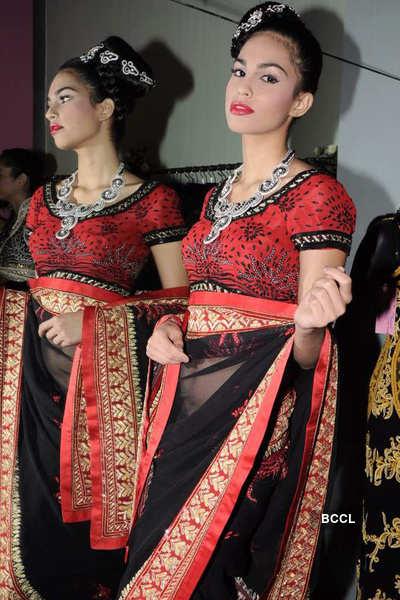 Azeem Khan's festive collection launch