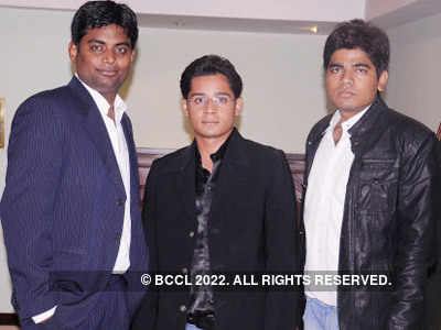 Freshers party : Civil Dept of YCCE College