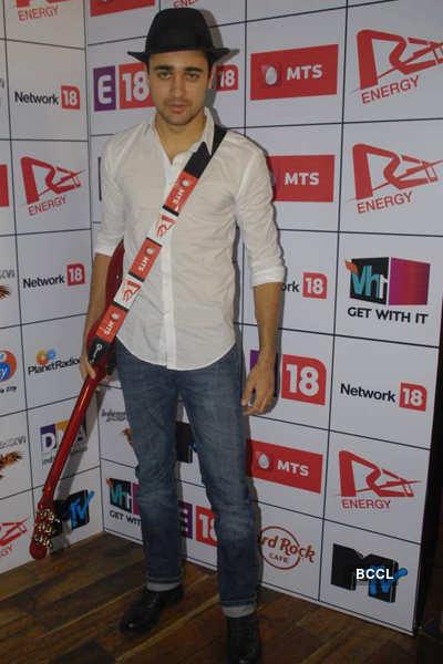 Imran at 'MTV Independence Rock' fest