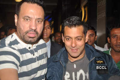 Salman returns from Germany