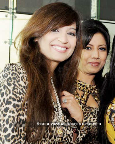 Aditti Luthra's birthday party