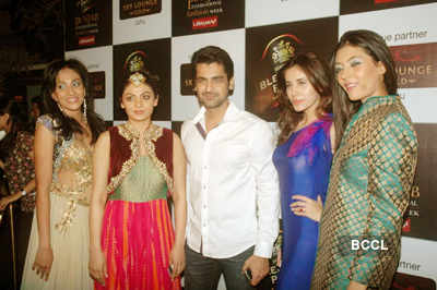 Launch party: 'Punjab Intern. Fashion Week'