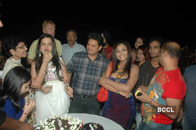 Amy Billimoria's Diwali bash