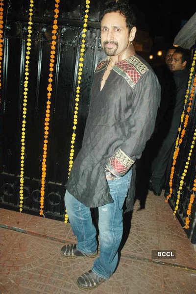 Celebs @ Jeetendra's Diwali bash