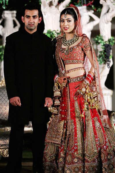 Gautam Gambhir weds Natasha