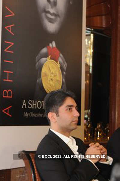 Launch of Rohit Brijnath's book