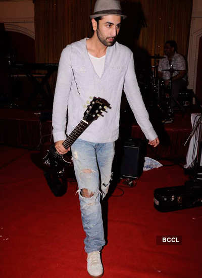 'Rockstar' concert press meet