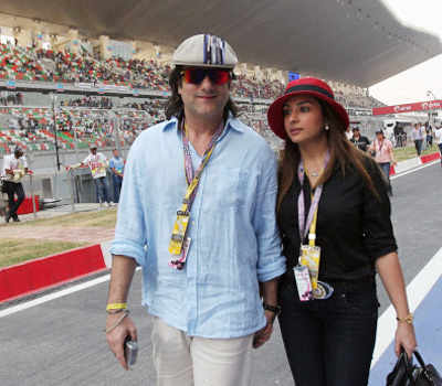 Sebastian Vettel wins Indian Grand Prix
