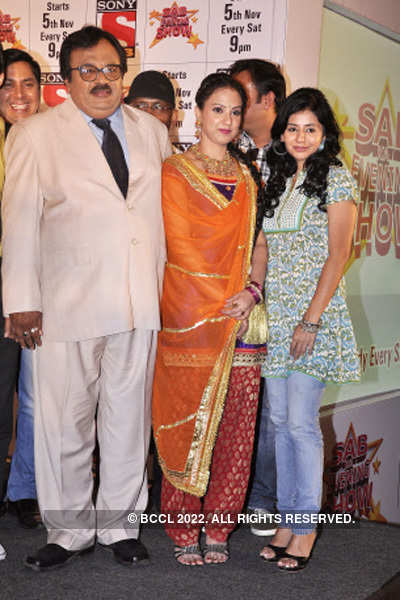 Launch of SAB TV's new shows