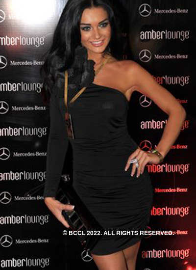 F1 after-party at Amber Lounge
