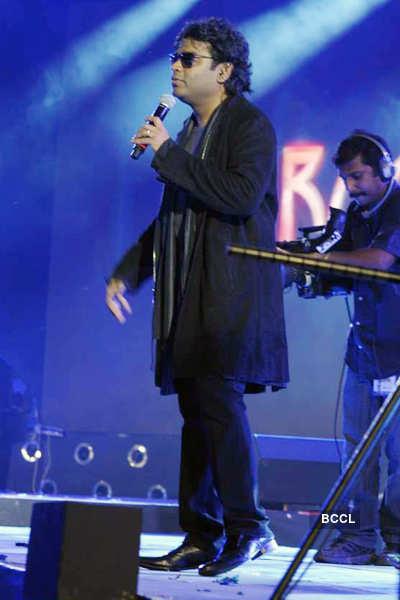 'Rockstar' concert
