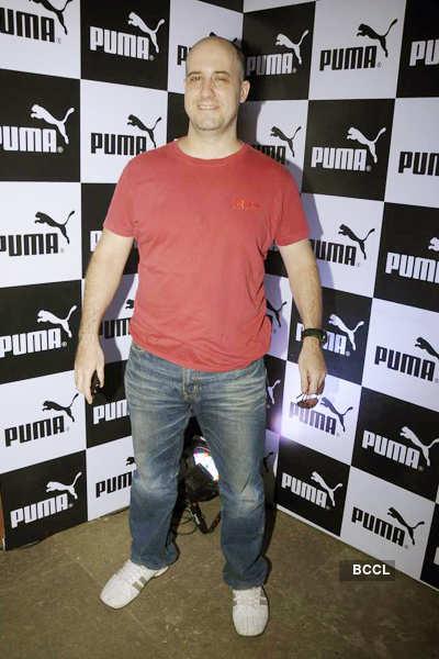 Celebs @ 'Puma' event