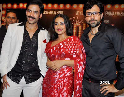 Music Launch: 'The Dirty Picture'