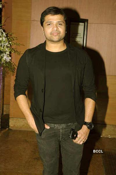 SRK, Sanju @ Rajiv Shukla's bash