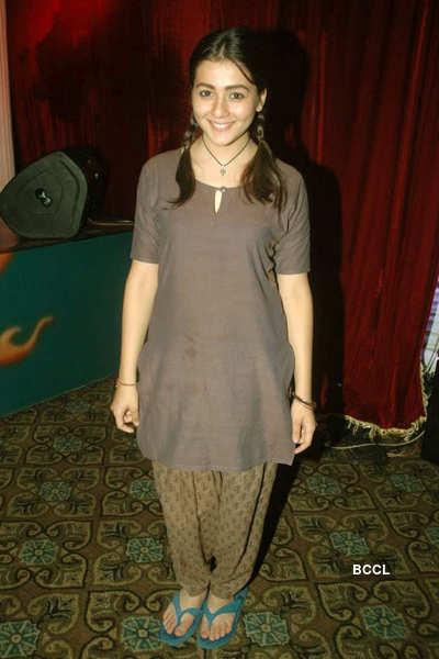 Aroona Irani's TV show launch